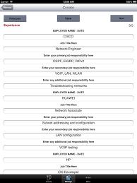 Smart Resume Wizard Builder