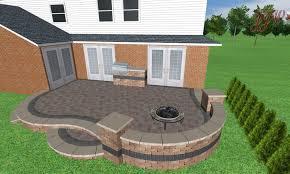 brick patio ideas. Brick Paver Patio Ideas L