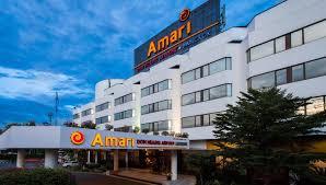Hotel Isan Amari Don Muang Airport Bangkok Hotel Urban Hotel Connected To
