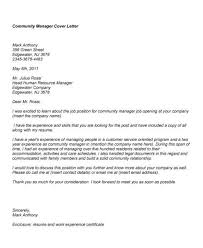 Cover Letter Addressed To Two People General Cover Letter For Multiple Positions Job Resume