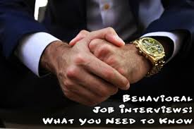 Examples Of Behavioral Interview Questions Behavioral Job Interviews For College Students Sample Questions