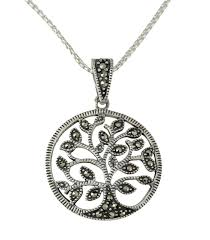 tree of life jewelry tree of life necklace 7531