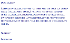 How To Remind A Professor To Write A Letter Of Recommendation How Do Professors Respond To Regrade Requests One