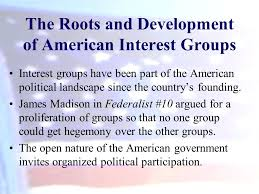What Are Interests What Are Interest Groups An Interest Group Special Interests Is