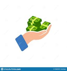 Earn Money By Designing Logos Earn Money Vector Logo Icon Design Salary Symbol Design