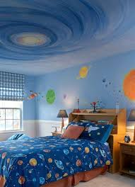 Boys Bedroom Ideas Space Theme 3