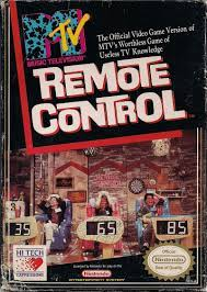 Remote Control for NES (1990) - MobyGames