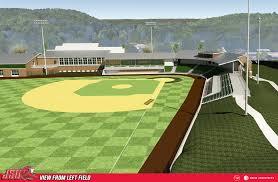 Jsu Reveals Renderings Of New Baseball Stadium