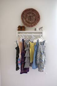 clothing storage solutions. Easy Dress Storage Idea For Your Baby Girl\u0027s Clothes! Clothing Solutions