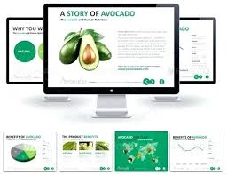Product Presentation Template Roadmap Powerpoint Template Free Four