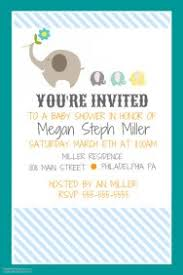 Baby Shower Invitations Template Baby Shower Invitation Templates