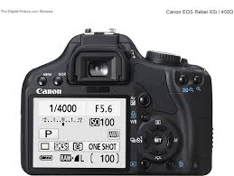 Canon Eos Rebel Xsi 450d Review