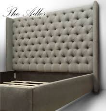 tall tufted headboard king. Plain Headboard Great Prices On Custom Made Tall Tufted Beds And Headboards Any Size  Shape Fabric Fall Sale Going Now Made In The USA On Tall Tufted Headboard King D