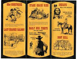 Old Brochures Oklahoma Travel Brochures
