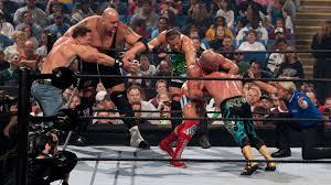 Team Guerrero Vs Team Angle 4 On 4 Traditional Survivor Series Elimination Match Survivor Series 2004 Full Match