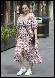Twins excel on olympic stage. Kelly Brook In A Red And White Floral Dress 06 16 2020 Celebmafia