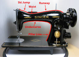 Singer Sewing Machine Model Number
