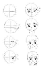 35 tutorials about how to draw anime