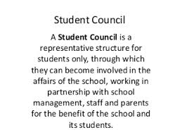 student government essay student council linkedin