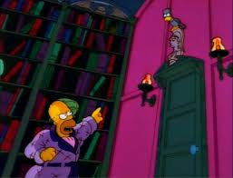 The Simpsons And U201cThe Ravenu201dSimpsons Treehouse Of Horror Raven