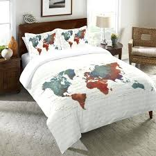 patchwork world map duvet cover uk map duvet cover double guest room map duvet cover and