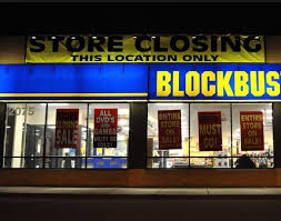 Blockbuster Vending Machines Mesmerizing What Was Blockbuster's Strength Became Their Downfall Vamonos