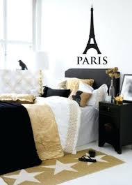 Paris Themed Bedroom Black And White Cute Guest Bedroom Idea For A Cottage  Dorm Bedrooms Room