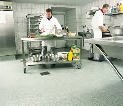 Non Slip Flooring For Kitchens Food Prep Area Flooring Floors For Cuisine Preperation