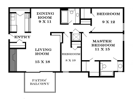 house plans with bonus room best of attractive simple 3 bedroom 2 bath house plans e