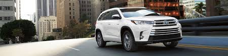 2017, 2018 Toyota Highlander SUV Showroom | Fairfax, Virginia ...