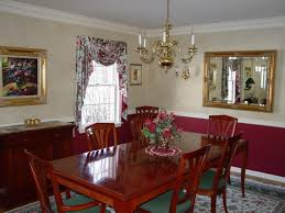 time fancy dining room. Country Formal Dining Room Round White Wooden Tables Crystal Vase Time Fancy
