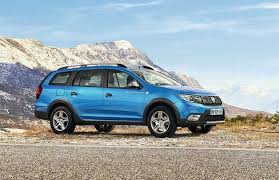 renault stepway 2018. wonderful 2018 the new dacia logan mcv stepway 20182019 replenished the family of  modifications in review photo price configuration and specifications  for renault stepway 2018