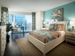 Bedroom Accent Wall Color Aqua Accent Wall Bedroom Having Different Style By Bedroom