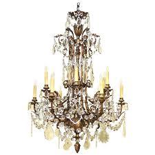 bronze crystal chandelier antique bronze double round crystal chandelier image concept bronze crystal chandelier