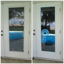 door glass replacement before and after enlarge
