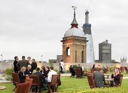 book the roof garden s at cannon bridge