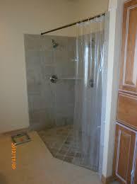 doorless glass block showers in san antonio texas