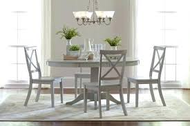 5 pc dining table everyday classics collection 5 dining room set with round to oval dining 5 pc