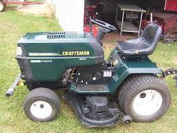 craftsman garden tractor. Modren Craftsman Clever Design Craftsman Garden Tractors Creative Ideas Lawn Amp  Tractor For T