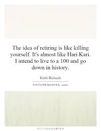 Ideas Of Killing Yourselves Quotes