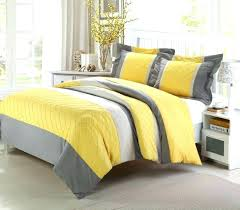 bright yellow duvet cover yellow and grey duvet covers pale yellow duvet set