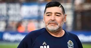 Muerte de Diego Armando Maradona