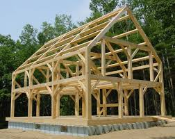 Best 25+ Timber frame homes ideas on Pinterest | Timber frames, Roof truss  design and Timber house
