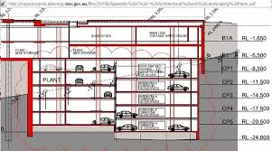basement parking section. Brilliant Parking So Obviously The Basement Floor Level Is Considered Below Plinth  Level Since A Constructed Much Level Inside Basement Parking Section E