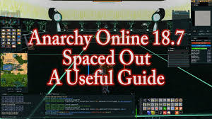 Spaced Online Anarchy Online 18 7 Spaced Out A Veterans Guide 1080p60 Gameplay Walkthrough