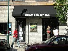 Helium Comedy Club Revolvy