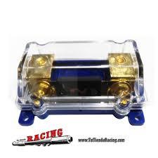 car fuse box 100a 1 input 1 output for audio sub tutiendaracing car fuse box 100a 1 input 1 output for audio subwoofer amplifier modification