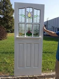 6 1930 s 6 panel front door with
