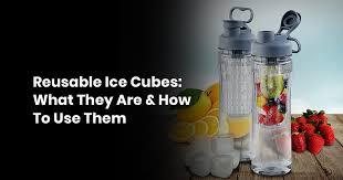 Reusable <b>Ice</b> Cubes: What They Are & How To Use Them ...
