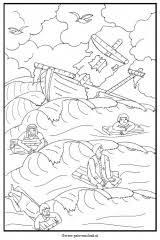 Kleurplaten Nieuwe Testament Paulus Clipart Geloven Is Leuk